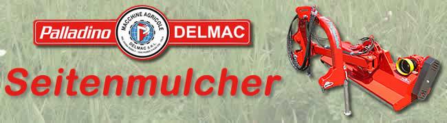 Delmac Palladino Seitenmulcher