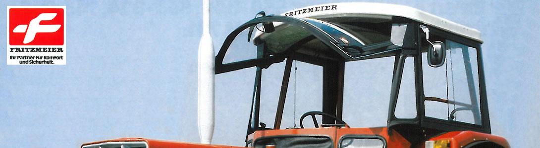 Fritzmeier Verdeck M711 auf IHC